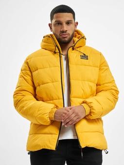 Sublevel Puffer Jacket Yellow As Original