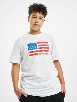 DEF Don't Walk Dance T-skjorter hvit