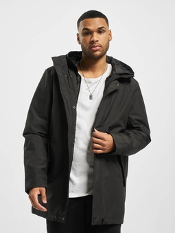 Urban Classics Hooded Long Winter Jacket