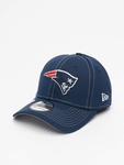 New Era NFL New England Patriots Onfield Road 39Thirty Flexfitted Caps image number 0