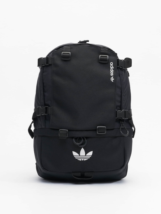 Adidas Originals Adv Backpack Black/White image number 0