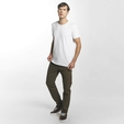 Reell Jeans Reflex Easy Pants Clay Olive Canvas image number 2