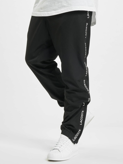 Lacoste Sweat Suit Black/Black-White