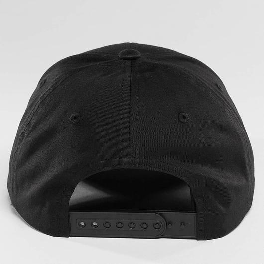 Flexfit Curved Classic Snapback Cap Black image number 1