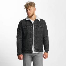 Urban Classics Sherpa Denim Jacket