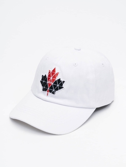 Moose Knuckles Knuckles  Snapback Caps hvit