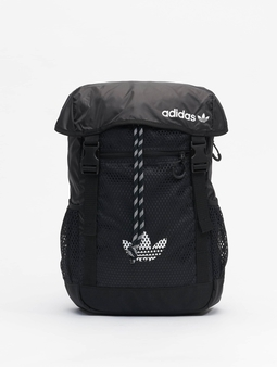 Adidas Originals Adv Toploader S Backpack Black/White