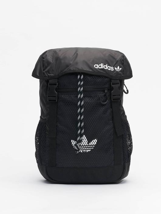 Adidas Originals Adv Toploader S Backpack Black/White image number 0