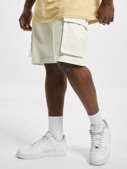 Karl Kani Og Cargo Shorts Off White