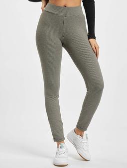 Urban Classics Ladies Vichy Check High Waist Leggings