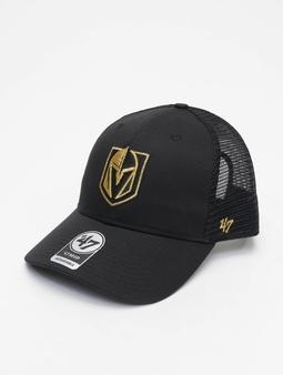 '47 NHL Vegas Golden Knights Branson Metallic MVP Snapback Cap