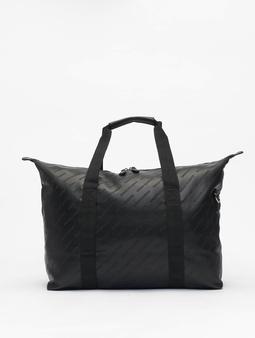 Urban Classics Imitation Leather Weekender Bag