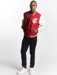 Rocawear College Jacket Red image number 2