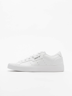 Adidas Originals Sleek Sneakers Ftwr White/Green/Core