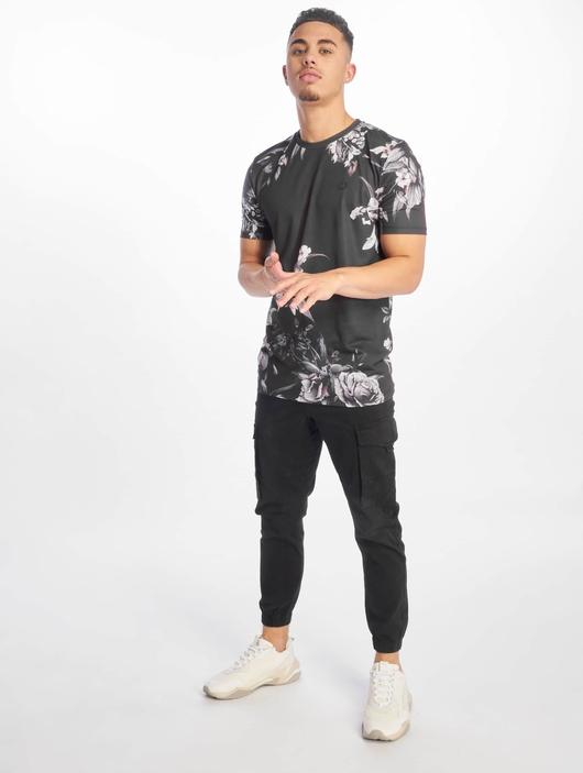 Criminal Damage Sinclar T-Shirt Black White image number 3