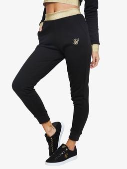 Sik Silk Taped Sweat Pants