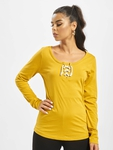 Sublevel Shirt Ochre Yellow image number 2