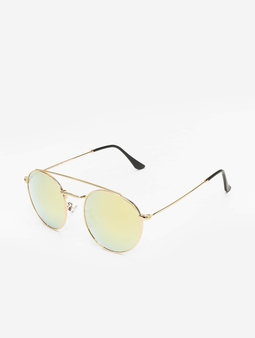 MSTRDS Sunglasses Golden/Yellowgold