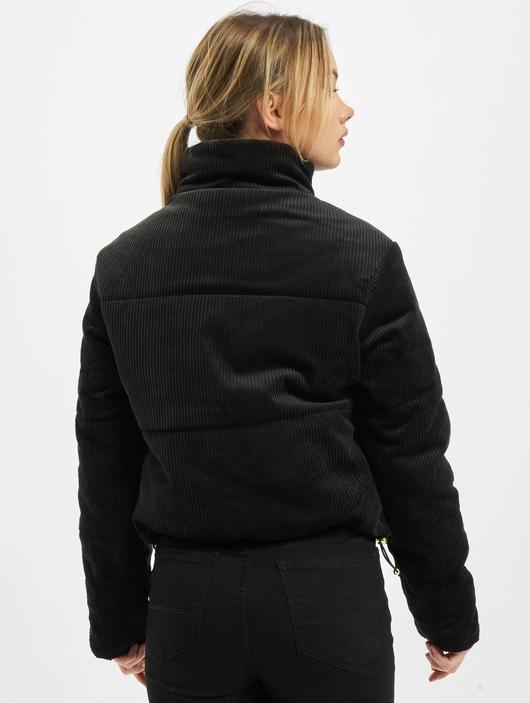Urban Classics Ladies Corduroy  Puffer Jackets image number 1