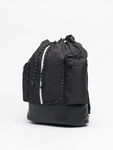 Urban Classics Light Weight Hiking Backpack Black/White image number 1