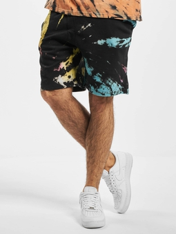 Urban Classics Tie Dye Sweat Shorts