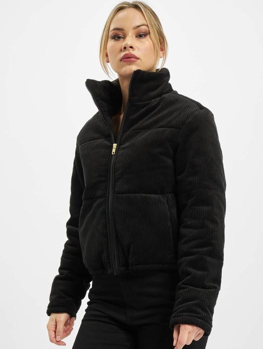 Urban Classics Ladies Corduroy  Puffer Jackets image number 0