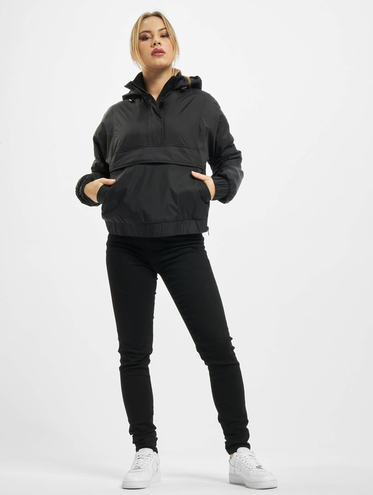 Urban Classics Ladies Panel Padded Lightweight Jackets image number 8