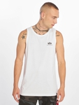 Alpha Industries Small Logo Tank Top Black image number 2