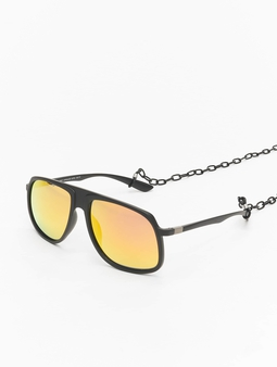 Urban Classics Chain Sunglasses Retro Sunglasses 107