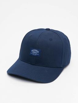 Pelle Pelle Core Label Curved Snapback Cap