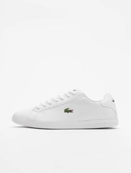 Lacoste Graduate BL 1 SMA Sneakers White/White