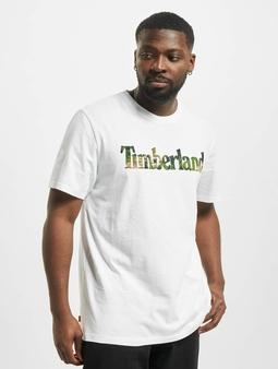 Timberland Ft Linear T-skjorter hvit