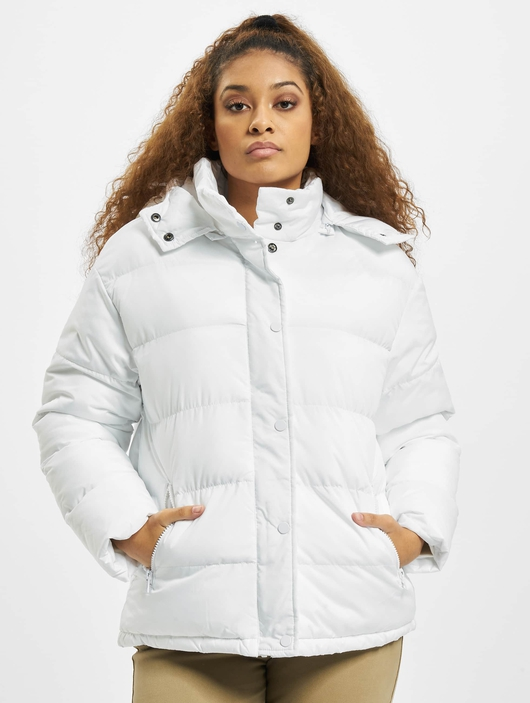 Urban Classics Hooded  Puffer Jackets image number 2