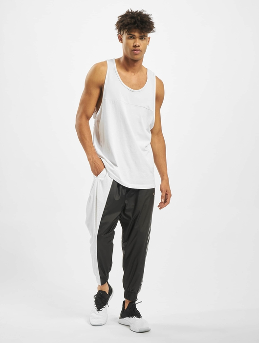 Puma Collective Woven Sweat Pants Puma Black/Puma White image number 8
