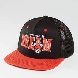 Who Shot Ya? Dreamball Snapback Cap