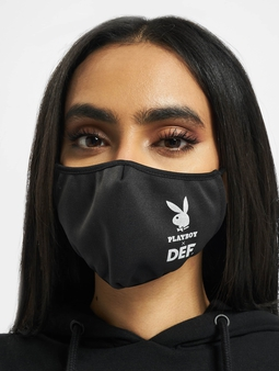 DEF x PLAYBOY Face Mask