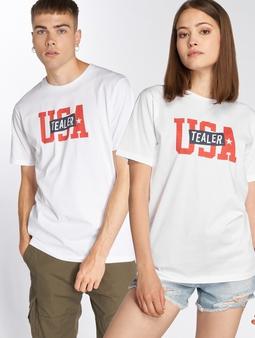 Tealer USA Logo T-Shirt
