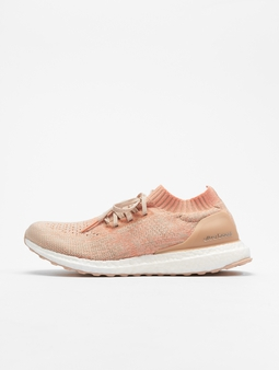adidas Ultra Boost Uncaged Sneakers Ash Pearl/Chalk Coral/Clear Orange