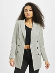 Missguided Checked Blazer Grey image number 2