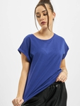 Urban Classics Extended Shoulder T-Shirt Teal