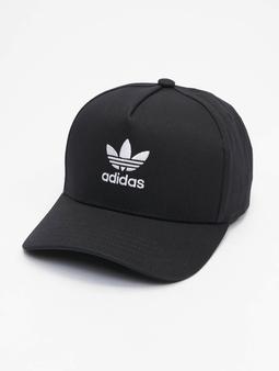 Adidas Originals Adicolor Closed Trucker Cap Black