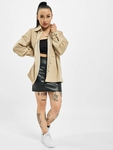 Missguided Petite Soft Shacket Lightweight Jackets image number 4