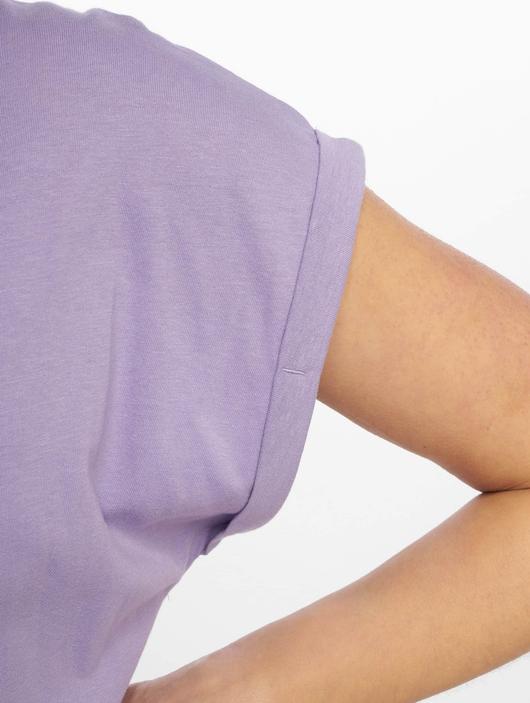 Urban Classics Extended Shoulder T-Shirt Teal image number 3