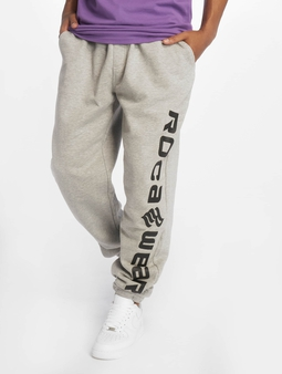 Rocawear Basic Fleece Joggebukser grå