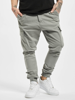 VSCT Clubwear Norton Baggy Cargo Pants Anthra Grey