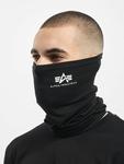 Alpha Industries Basic Tube Mask Black/White image number 0
