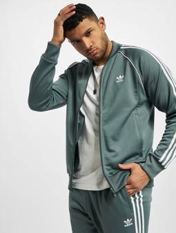 adidas Originals SST  Transitional Jackets blå