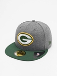 New Era Jersey NFL Green Bay Packers Essential 59Fifty Fitted Caps image number 0