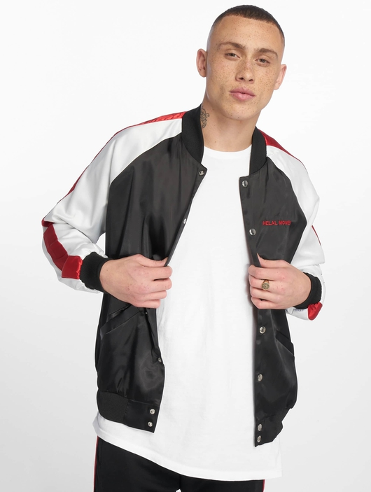 Helal Money Jacket Black/White image number 0