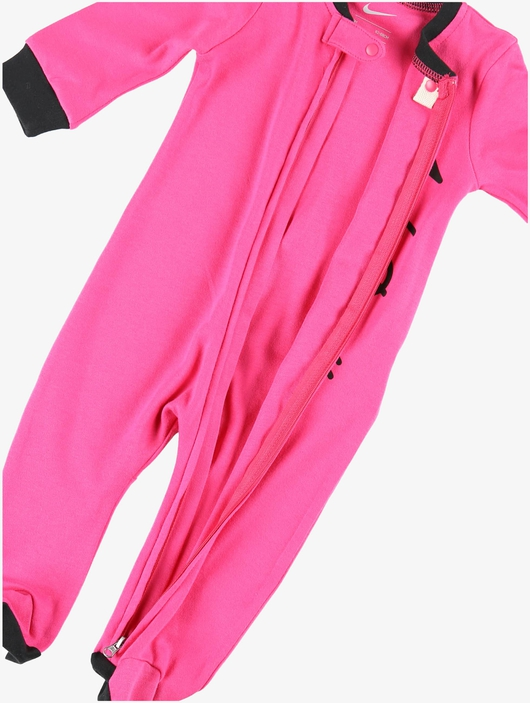 Nike Nkg Jdi Footed Coverall W Hdbd Jumpsuits image number 4